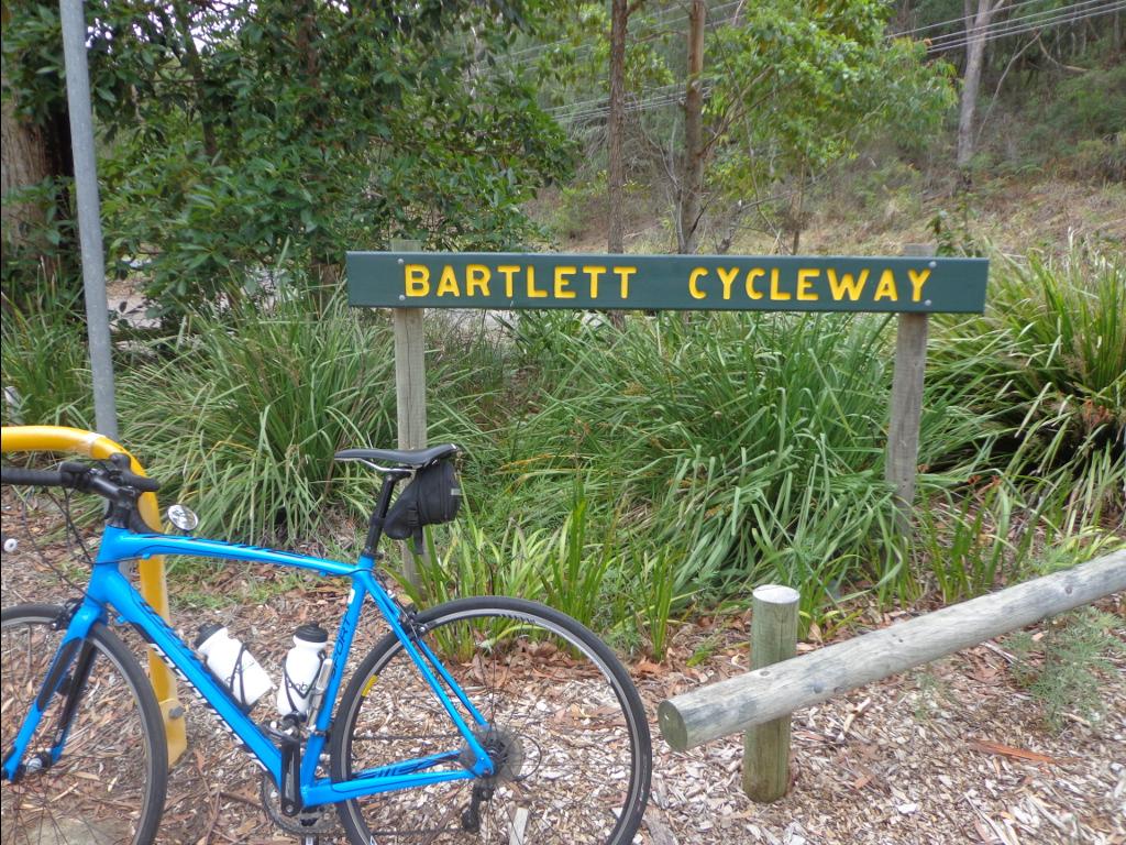 Bartlett Cycleway