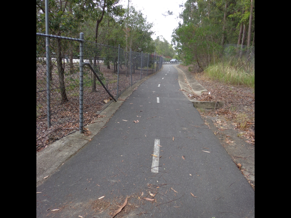 coffs cycleway